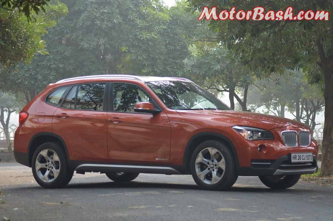 bmw x1 sdrive20d india road test review. Black Bedroom Furniture Sets. Home Design Ideas