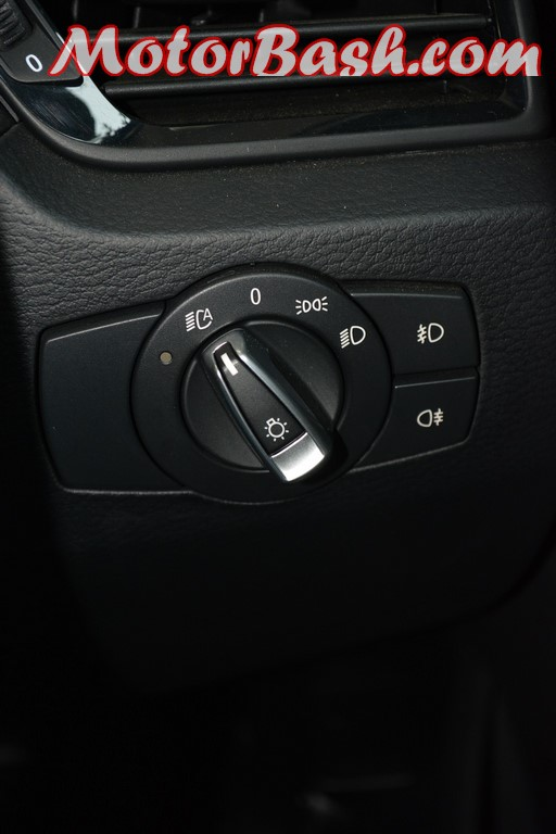 BMW X1 Headlamp knob