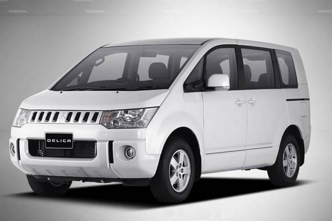 Mitsubishi Delica Mpv Attrage Sedan India Launch