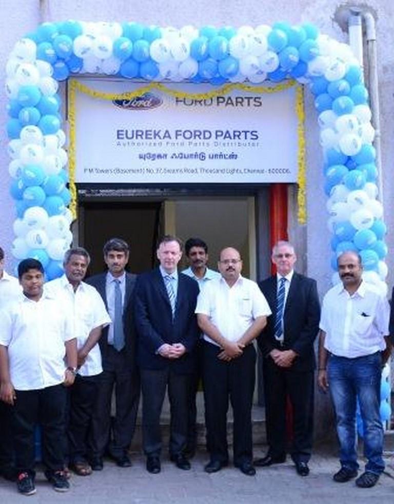 Eureka Ford Parts 1