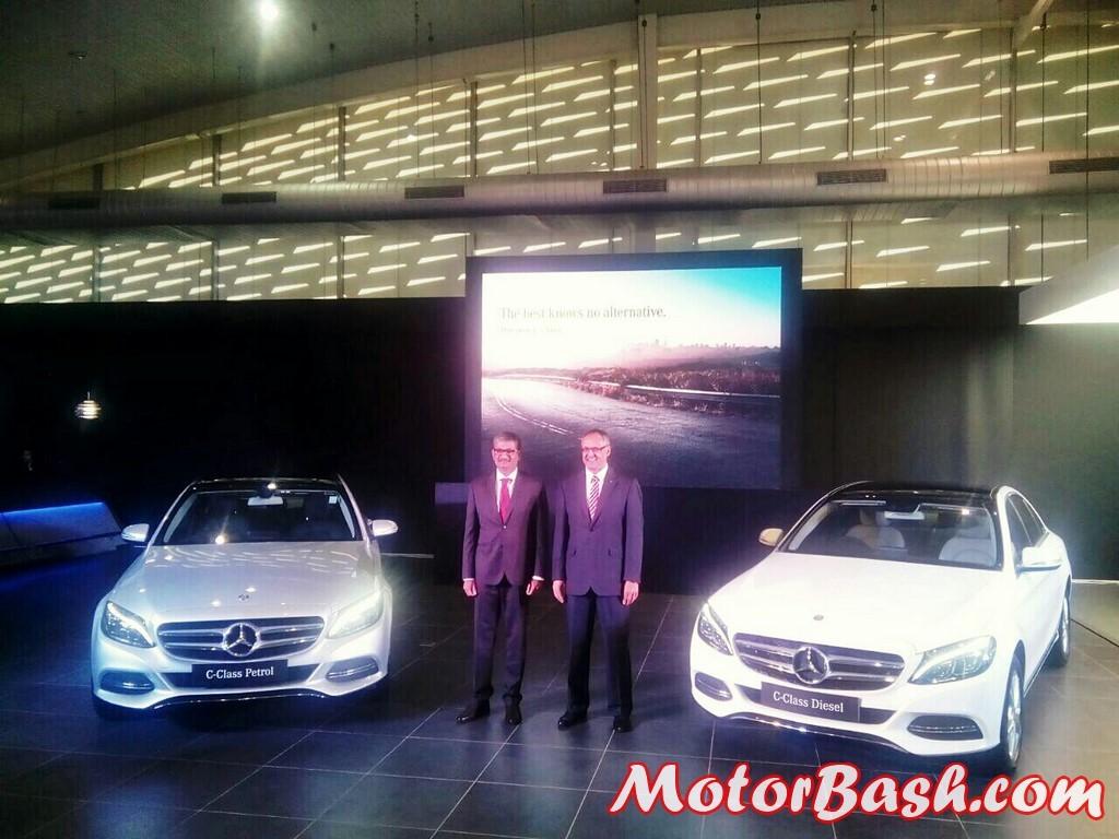 Mercedes Benz C Class P&D