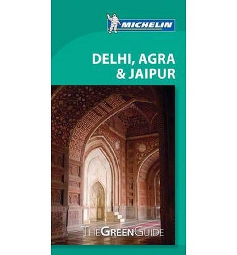 Michelin Green Guide cover