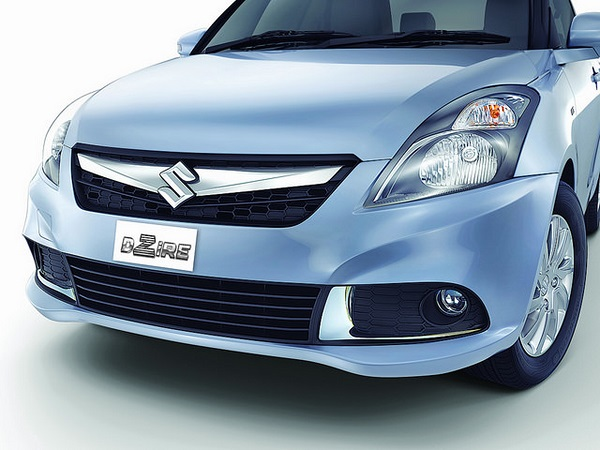 New-2015-Maruti-Dzire-Facelift-Official-Pic-Front-Grille