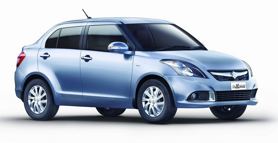 New-2015-Maruti-Dzire-Facelift-Official-Pic-Side