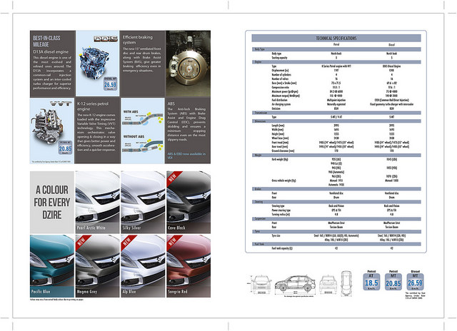New-2015-Maruti-Dzire-Facelift-Technical-Specs