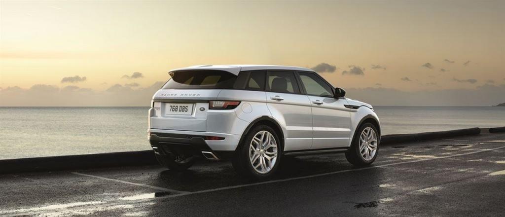 Range Rover Evoque 2016 c