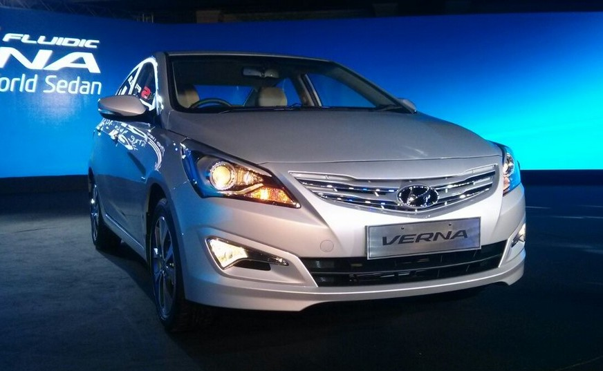 Hyundai India Has Launched The New Fluidic 4S Verna