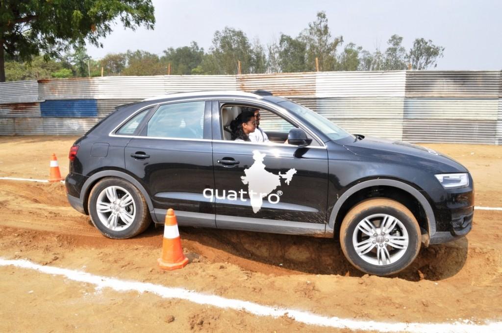 Audi Women's Power Drive in Delhi_1