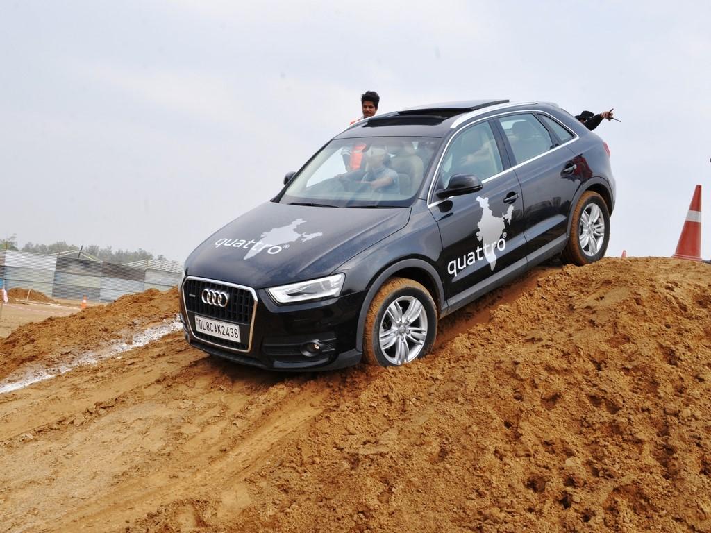 Audi Women's Power Drive in Delhi_2