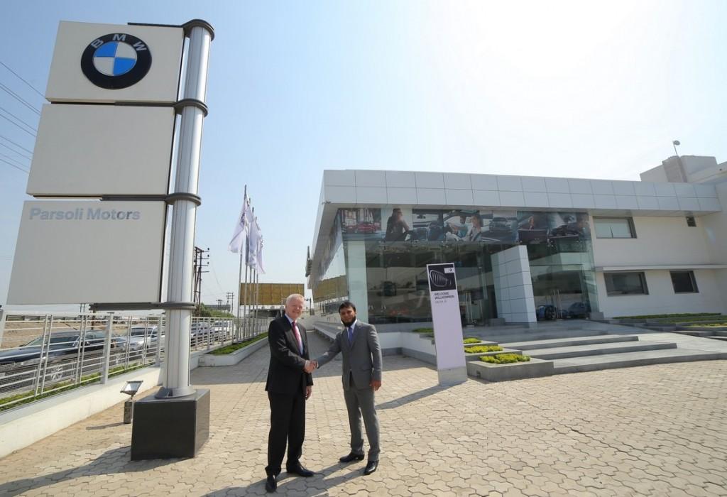 BMW Rajkot 1