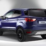 2015 EcoSport Update Unveiled; Loses Rear Spare Wheel [Geneva]