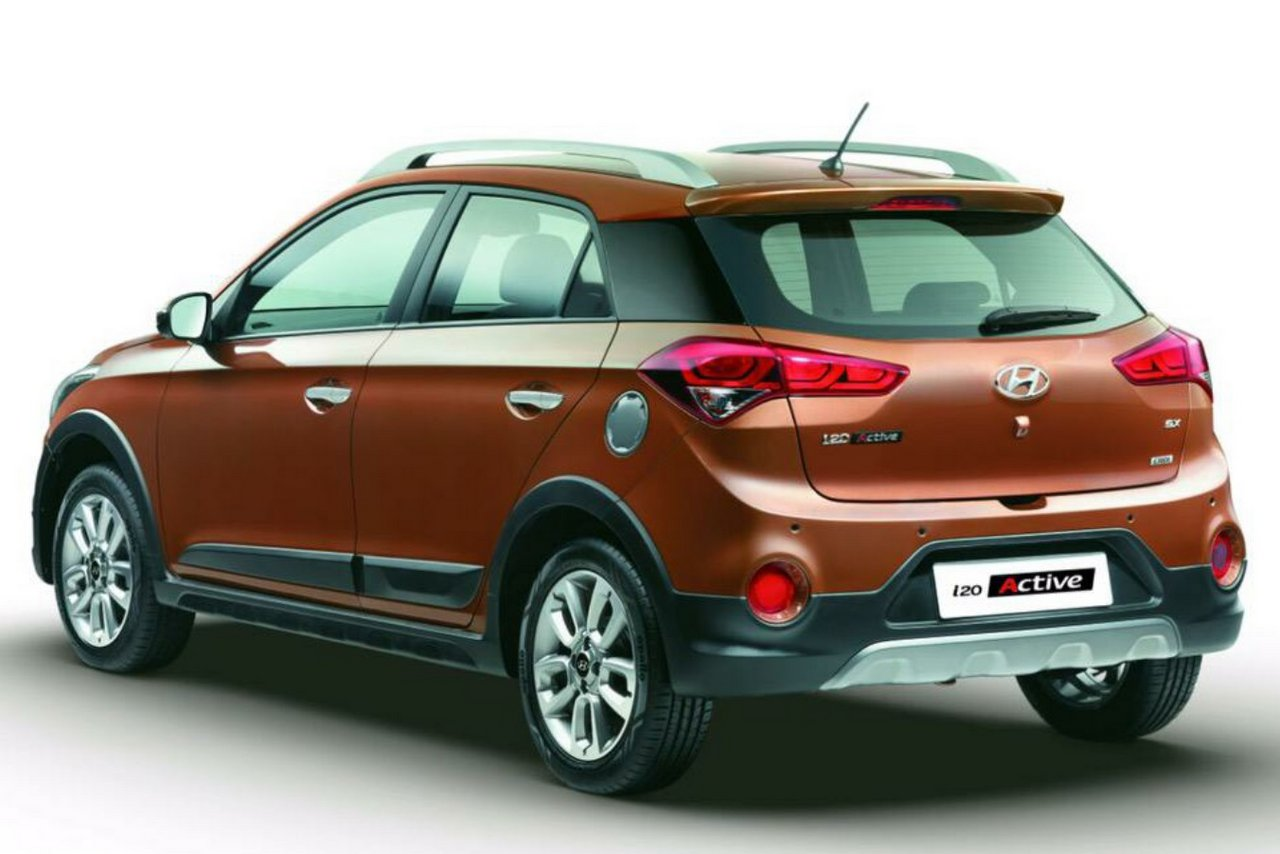 I20 Active Cross Official Pics Amp Engine Details