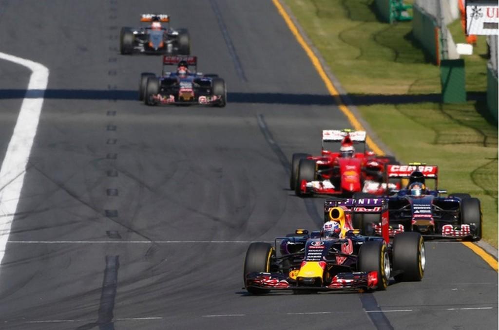 Melbourne Grand Prix 3