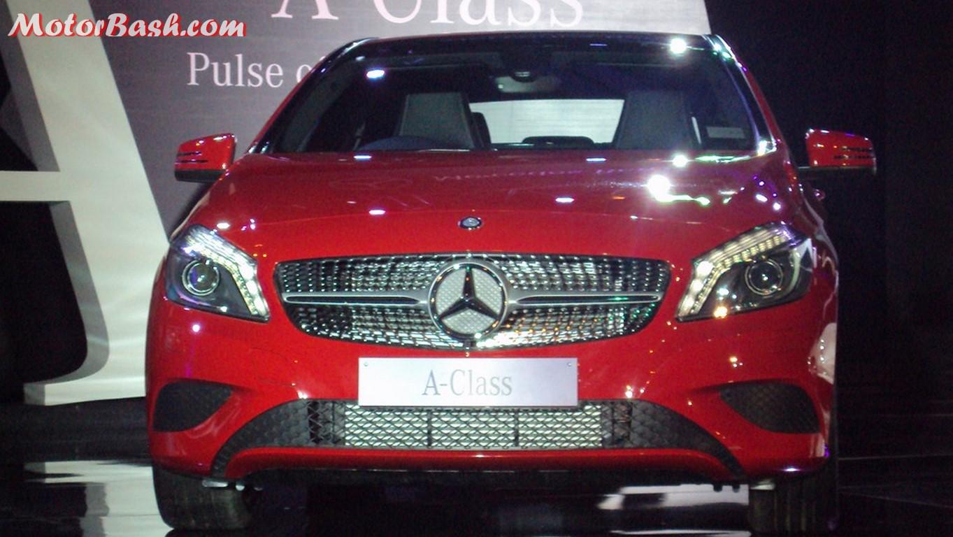Mercedes A180 petrol