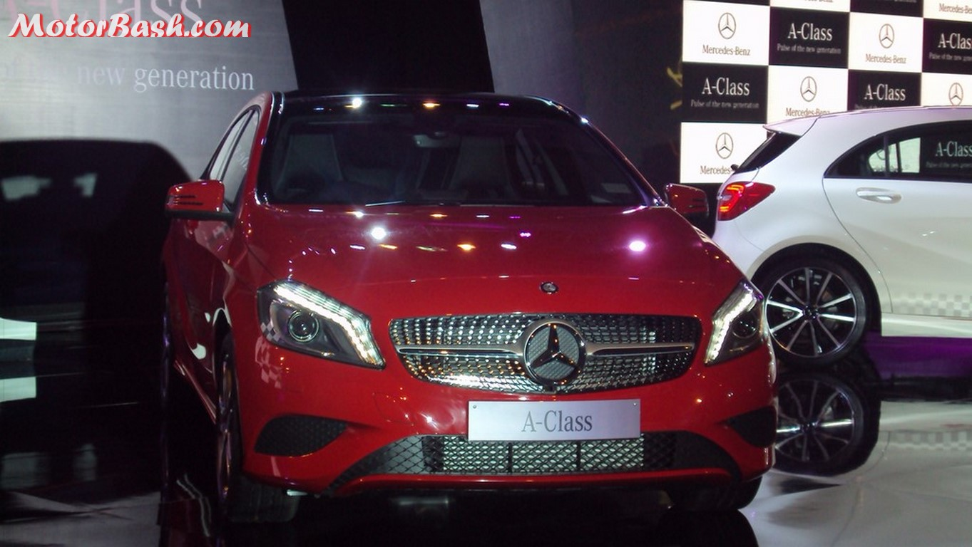 Mercedes-Benz A180 petrol