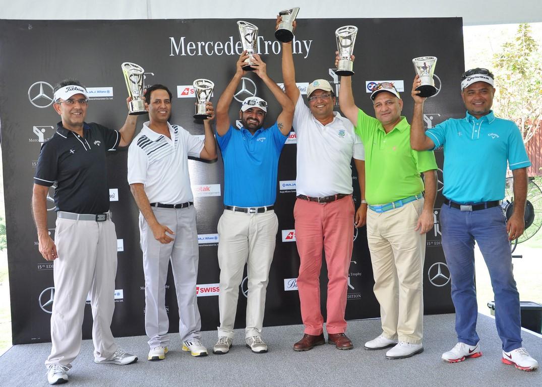 Mercedes Golf Tournament