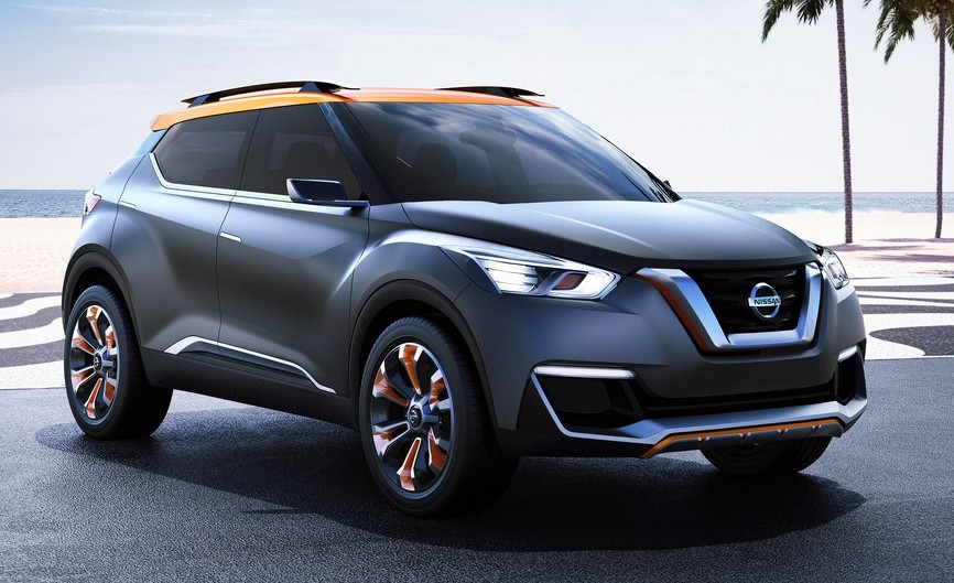 Nissa Kicks Compact Suv Under Works For India