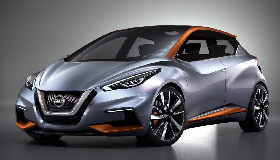 Nissan Sway 12