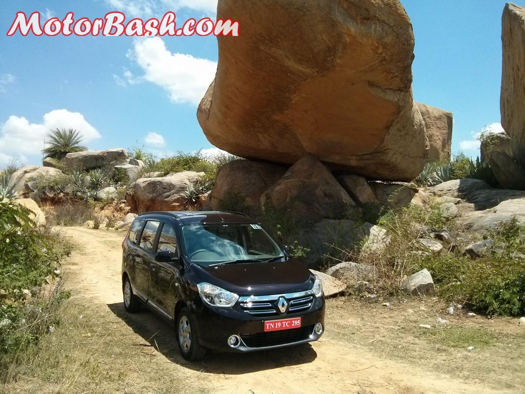 Renault Lodgy diesel