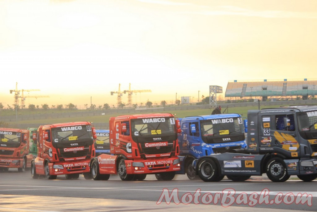 Tata T1 Prima truck Racing 11