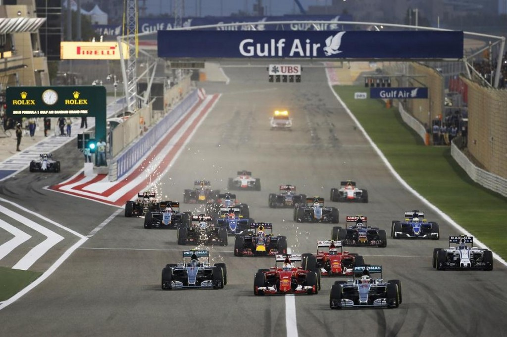 Bahrain Grand Prix 1