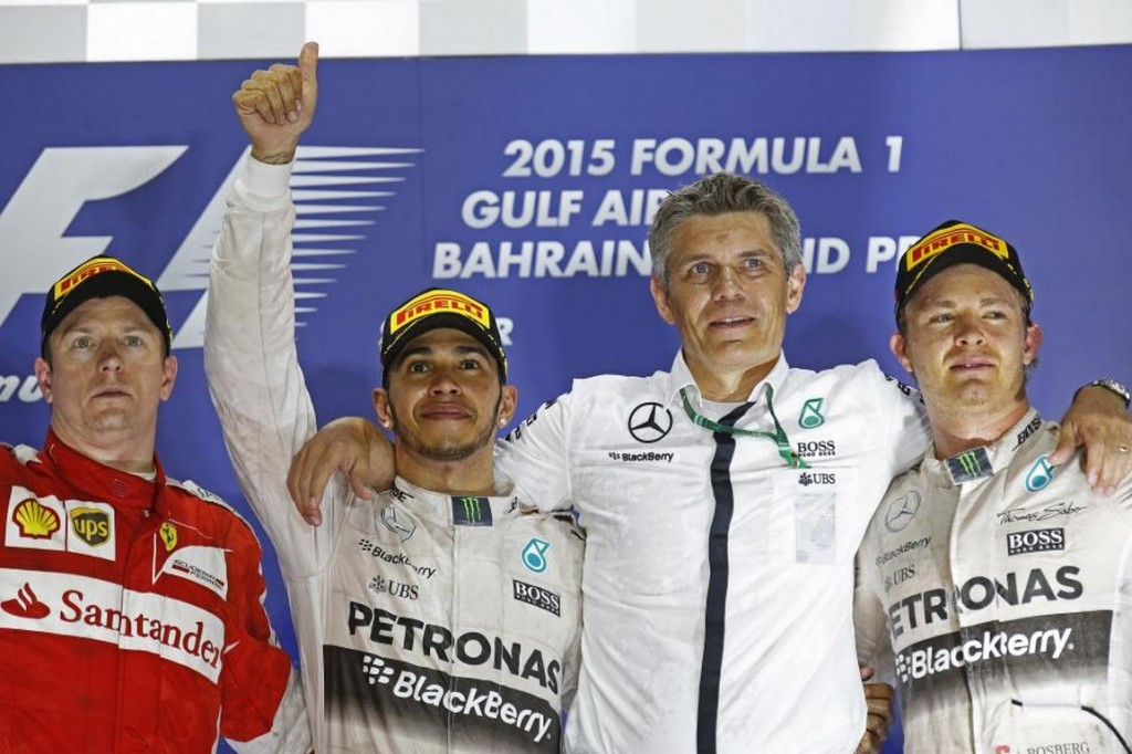 Bahrain Grand Prix 2