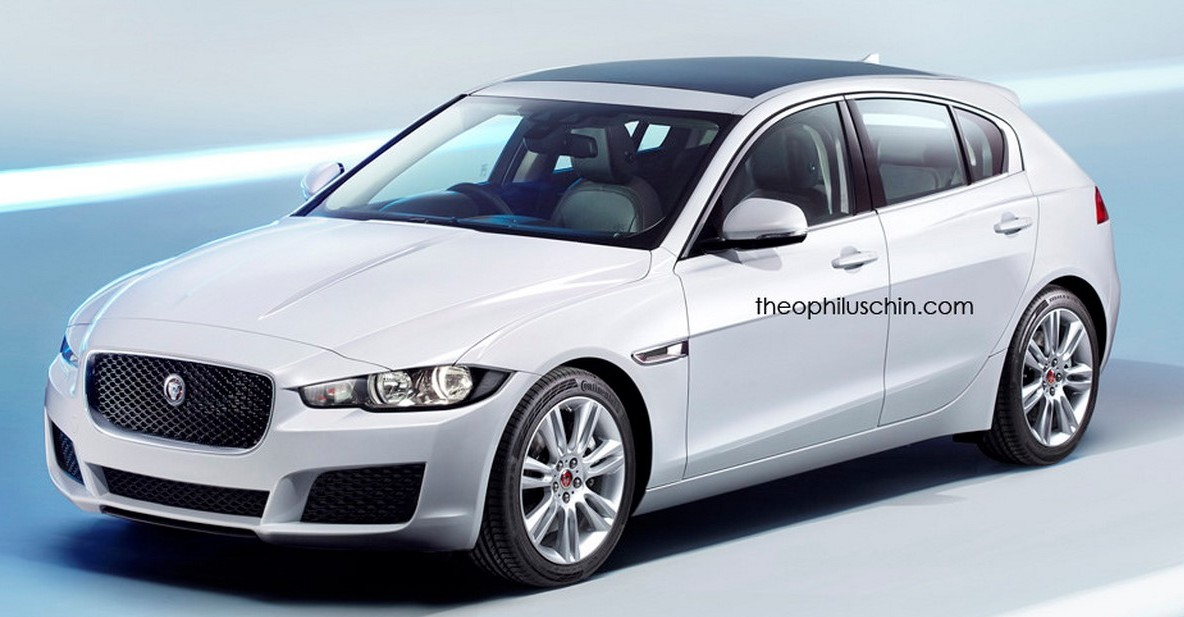 jaguar may launch a class rival after xe. Black Bedroom Furniture Sets. Home Design Ideas