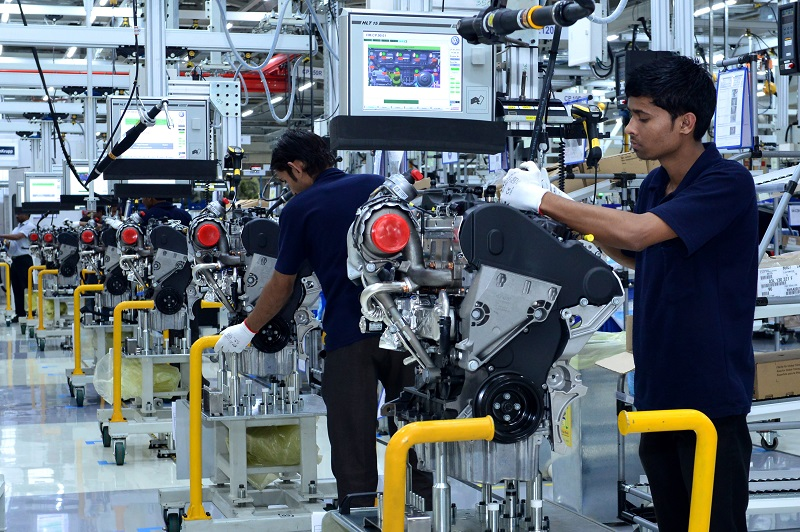 Volkswagen-Engine-Assembly-Plant-India