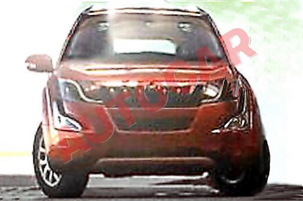 XUV 500 front 2