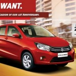 Maruti Suzuki Launches Celerio ZXi AGS (AMT) for Rs 4.99 Lakhs