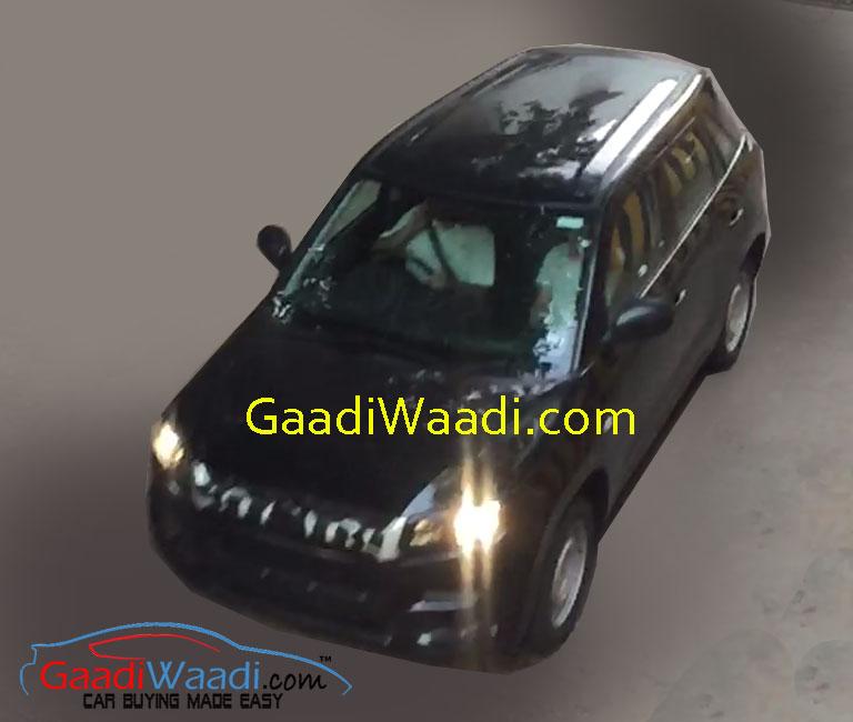 Maruti-XA-Alpha-YBA-Brezza-Compact-SUV-Spy-Pics-front