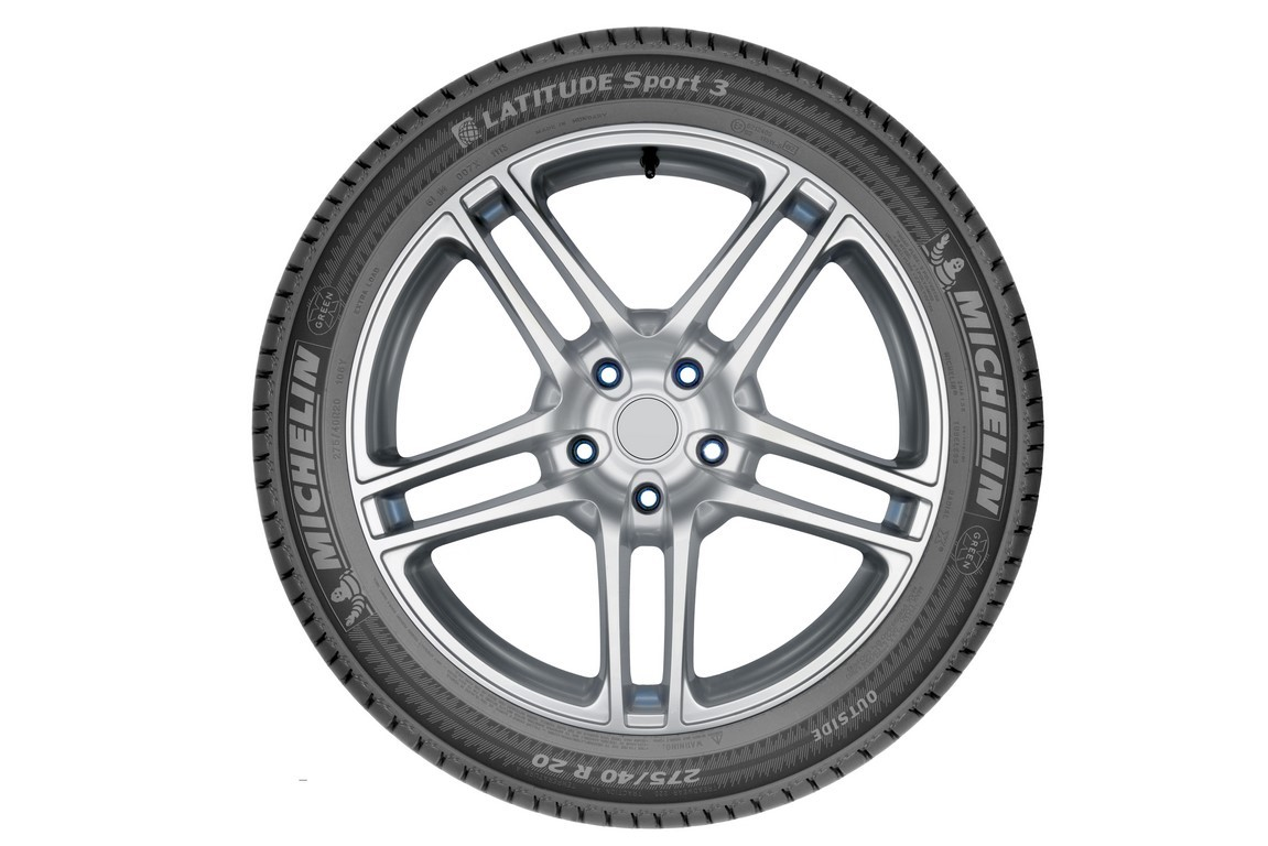 New Michelin Latitude Sport 3 Suv Tyres Launched In India