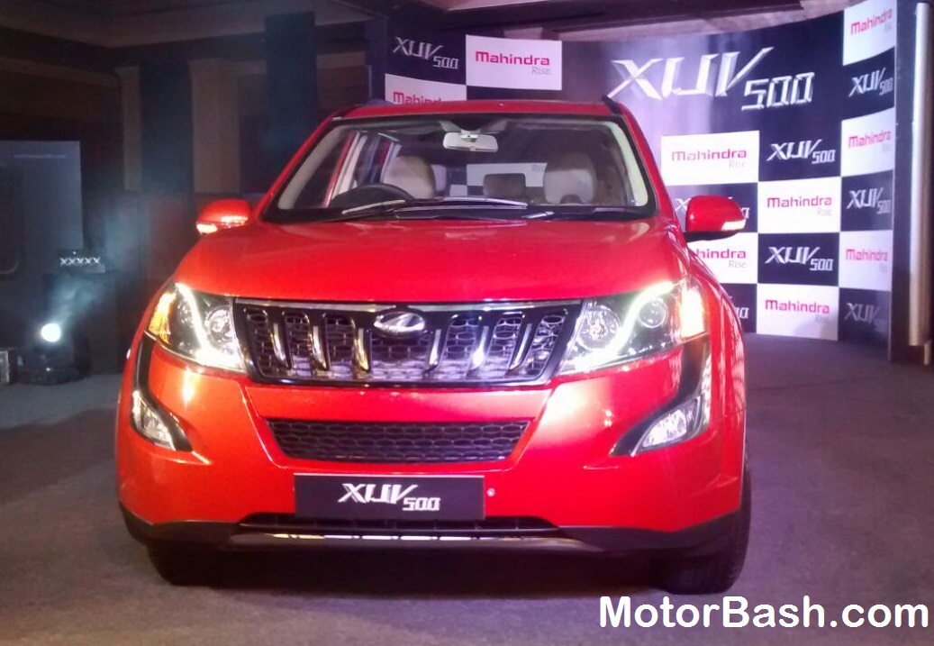 2015 xuv500 facelift launched price pics features amp all