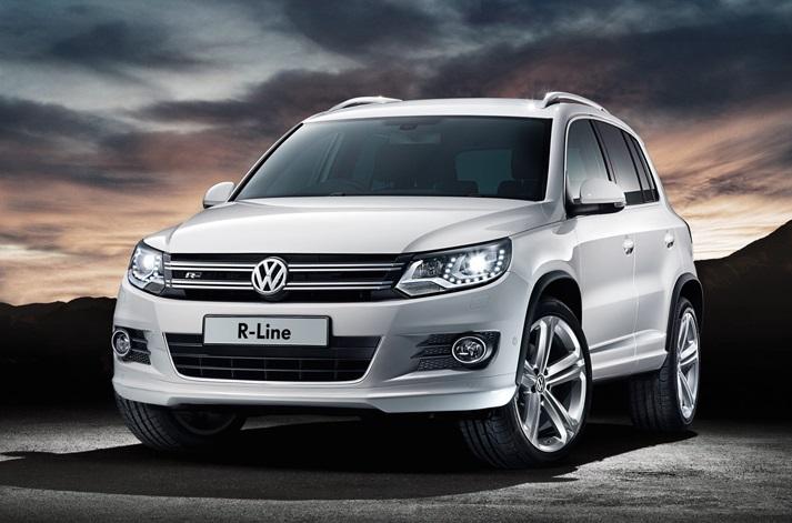 Volkswagen-Tiguan-R-Line