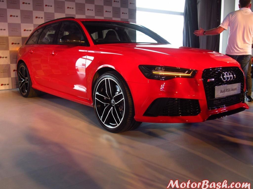 Audi RS 6 Avant 41