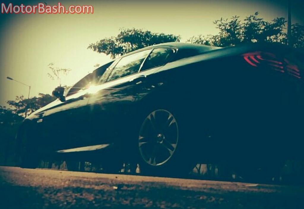 BMW 530d M Sport Black