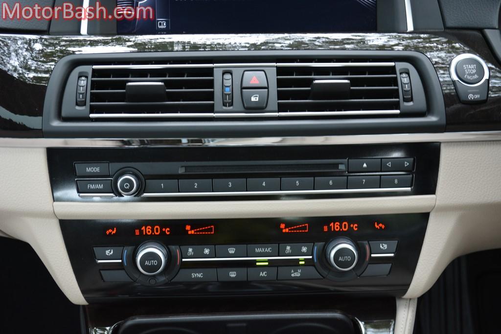 BMW 530d M Sport Climate Control