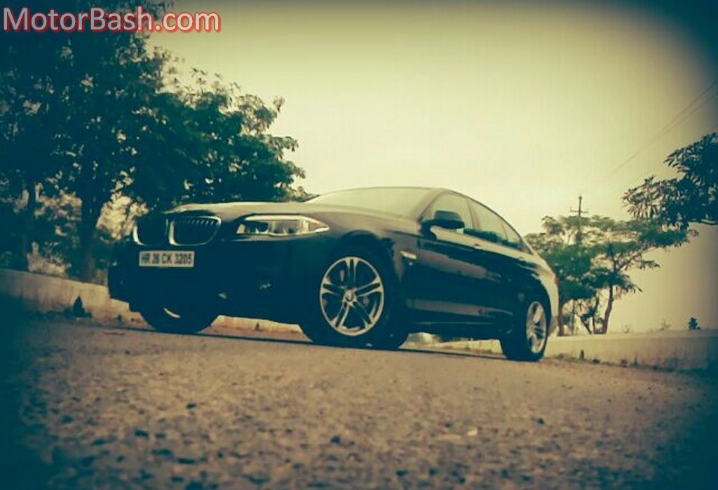 BMW 530d M Sport wheels