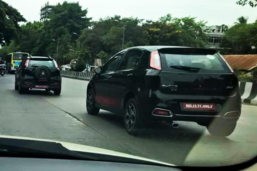 Fiat-Punto-Evo-Avventura-T-Jet-Abarth-Spy-Pic-Black