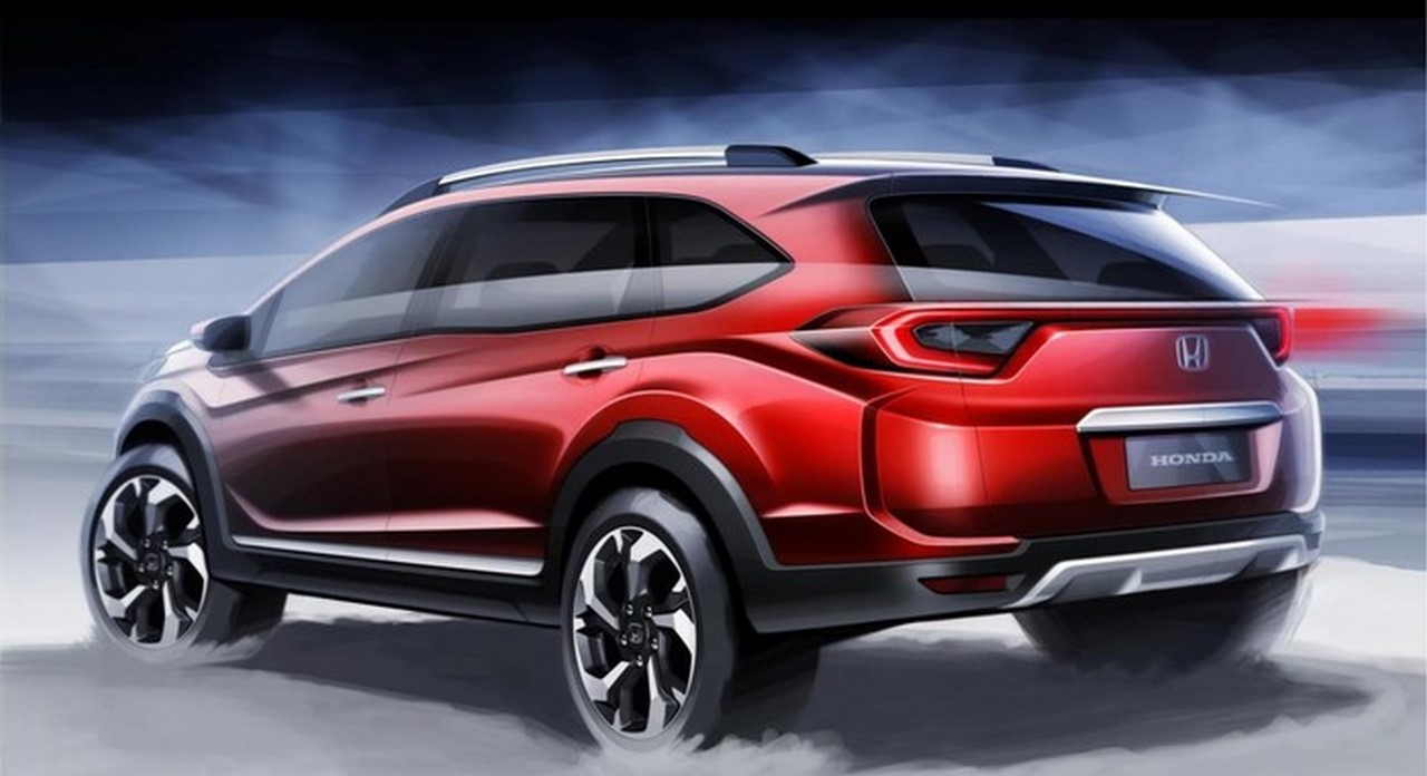 Forget Creta Here Is Honda S Br V Compact Suv 7 Seater Confirmed