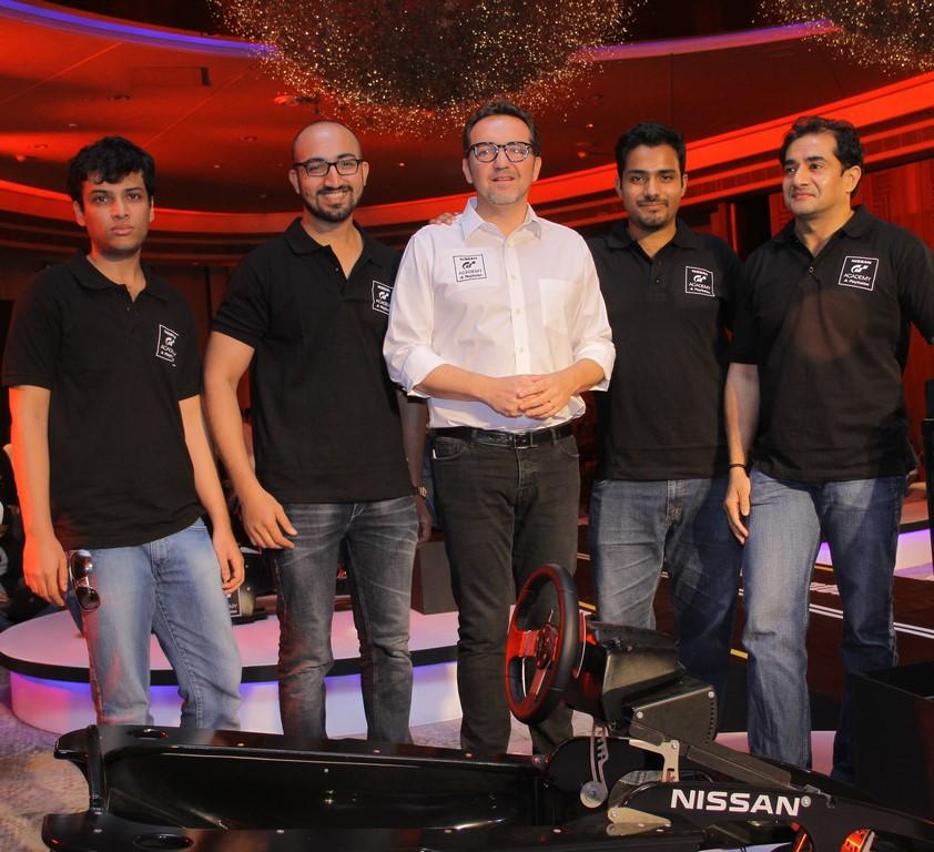 Nissan GT Academy 3