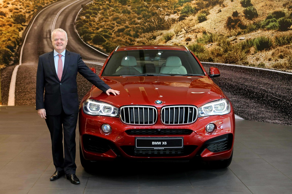 2nd Gen Bmw X6 Launched Price Features Details