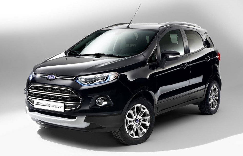 2015 Ford EcoSport front