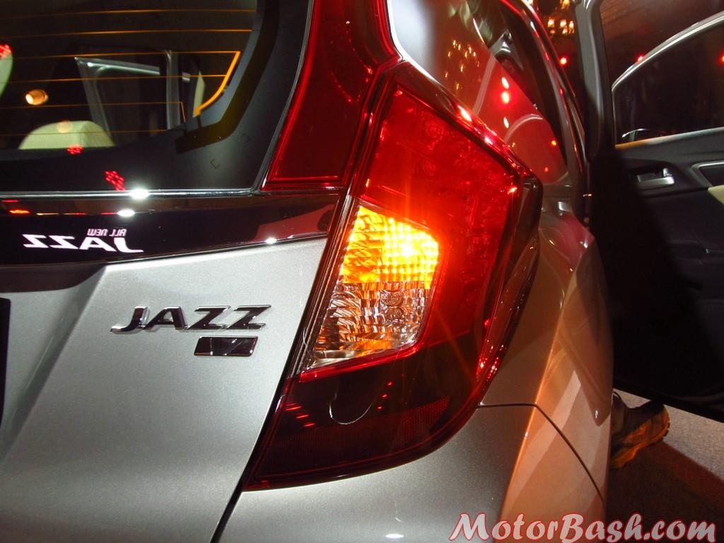 Honda Jazz Rear Tail Lamp Motorbash Com