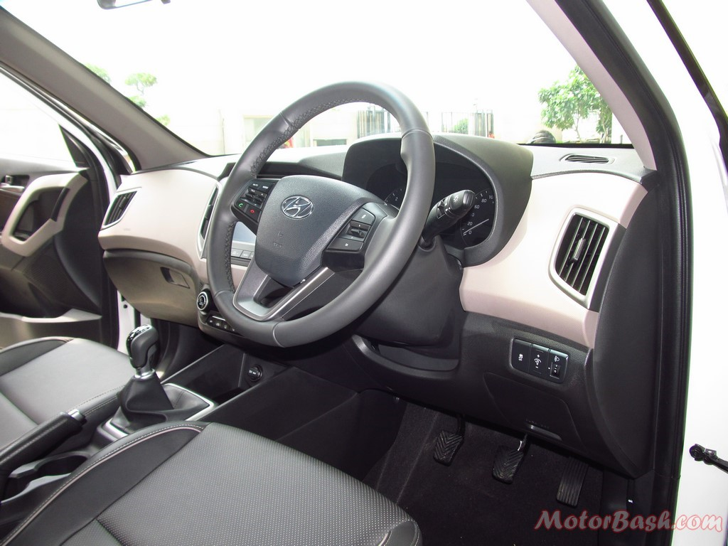 Hyundai ra m t creta gi ambitious s i g n car for Creta sx o interior