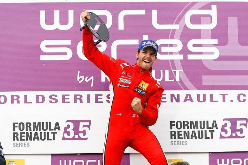 Jules Bianchi September 2012