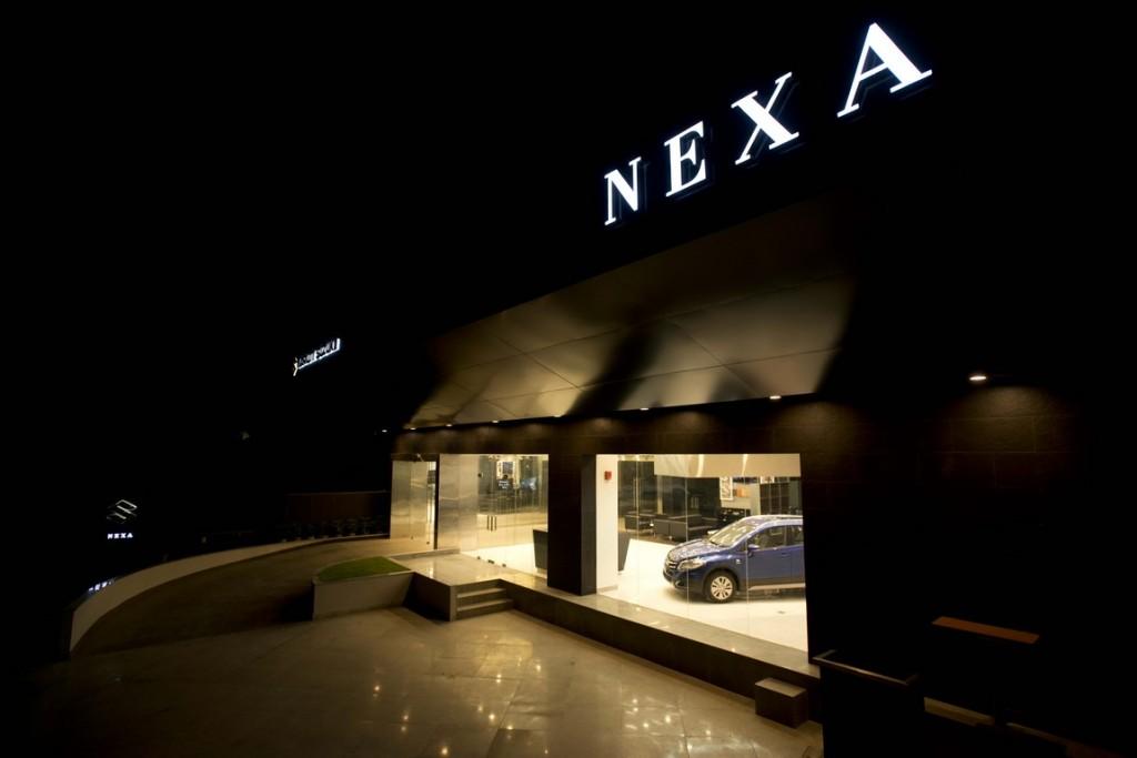 Maruti Nexa 3