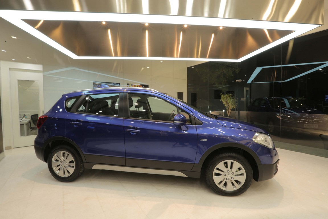 Maruti Introduces Nexa Dealerships for Premium Cars Like S-Cross, YRA etc