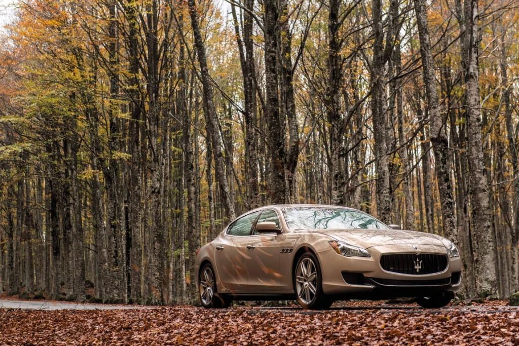 Maserati Quattroporte (33)