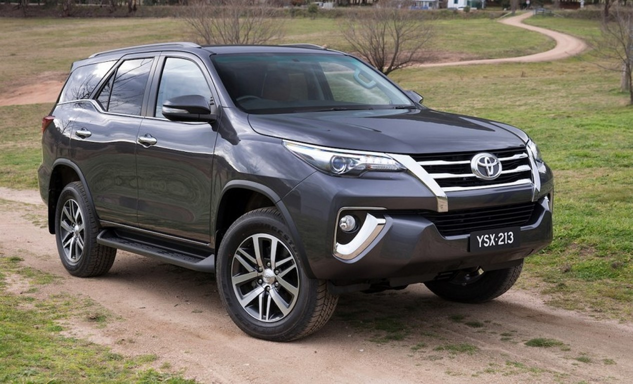 Next-gen Fortuner